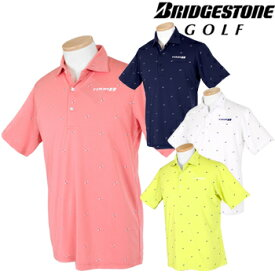 BridgestoneGolf ブリヂストンゴルフ TOUR B 春夏ウエア 半袖シャツ 「3GN06A」 【あす楽対応】