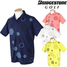 BridgestoneGolf ブリヂストンゴルフ TOUR B 春夏ウエア 半袖シャツ 「3GN07A」 【あす楽対応】