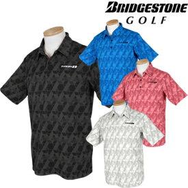 BridgestoneGolf ブリヂストンゴルフ TOUR B 春夏ウエア 半袖シャツ 「3GN08A」 【あす楽対応】