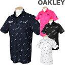 OAKLEY(オークリー)日本正規品 2019春夏モデルウエア 半袖シャツ 434396JP 【あす楽対応】