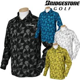 BridgestoneGolf ブリヂストンゴルフ TOUR B 2019秋冬モデルウエア 長袖シャツ QGM08F 【あす楽対応】