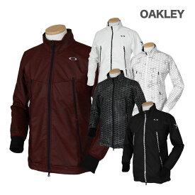 OAKLEY(オークリー)日本正規品 2019秋冬モデルウエア SKULL RHOMBOID ウィンドジャケット 412848JP 【あす楽対応】