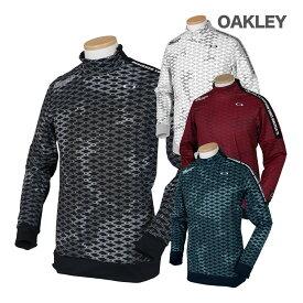 OAKLEY(オークリー)日本正規品 2019秋冬モデルウエア SKULLハイネック長袖シャツ 434487JP 【あす楽対応】