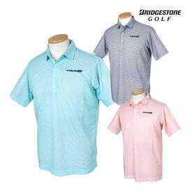 BridgestoneGolf ブリヂストンゴルフ TOUR B 春夏ウエア 半袖シャツ 「3GN02A」 【あす楽対応】