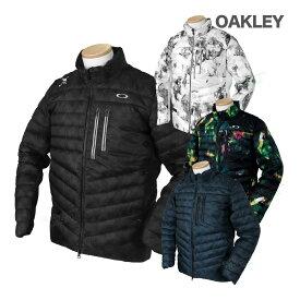 OAKLEY(オークリー)日本正規品 2020秋冬モデルウエア SKULL GRACEFUL DOWN JACKET ダウンジャケット 「FOA401675」 【あす楽対応】