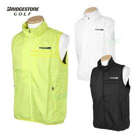 BridgestoneGolf ブリヂストンゴルフ TOUR B 春夏ウエア 前開きベスト 「1GNM1C」 【あす楽対応】