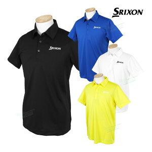 SRIXON スリクソン 春夏ウエア 半袖シャツ 「RGMNJA13」 【あす楽対応】