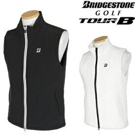 BridgestoneGolf ブリヂストンゴルフ TOUR B 秋冬ウエア 中綿ベスト 秋冬ウエア ストレッチ 6GIT1C 【あす楽対応】