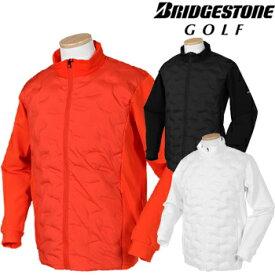 BridgestoneGolf ブリヂストンゴルフ TOUR B 秋冬ウエア 長袖前開きダウンブルゾン 6GQ01D 【あす楽対応】