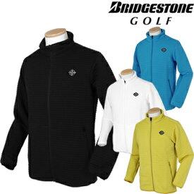 BridgestoneGolf ブリヂストンゴルフ TOUR B 秋冬ウエア 長袖前開きジャケット QGM02B 【あす楽対応】