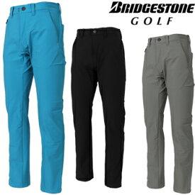 BridgestoneGolf ブリヂストンゴルフ TOUR B 秋冬ウエア ストレートアドレスパンツ QGM05K 【あす楽対応】