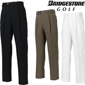 BridgestoneGolf ブリヂストンゴルフ TOUR B 秋冬ウエア 2タックパンツ QGM91K 【あす楽対応】