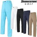 BridgestoneGolf ブリヂストンゴルフウエアストレッチ ウエストストレッチストレートパンツ
