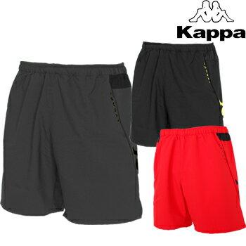 KAPPA RUNNING(カッパランニング)撥水+ストレッチショートパンツKR612SP31【あす楽対応】