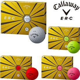 2019年モデル日本正規品キャロウェイイーアールシーボールドカラー ゴルフボール1ダース12個入りCALLAWAY ERC【あす楽対応】