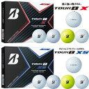 2020年モデル日本正規品!ブリヂストンゴルフツアービー シリーズゴルフボール1ダース(12個入り)「BRIDGESTONE GOLF T…