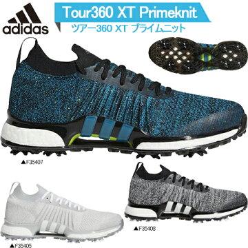 2020年モデル日本正規品アディダスツアー360XTプライムニットソフトスパイクメンズゴルフシューズ「Adidastour360xt」【あす楽対応】