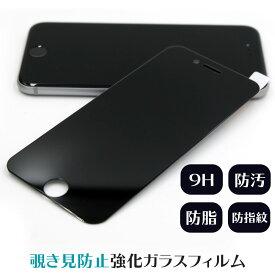 【送料無料】 覗き見防止 iphone ガラスフィルム 黒 液晶保護 シート 強化ガラス のぞき見防止 iPhone xs iphone xr xsmax iphone8 iphone7 iphone7Plus 6s iphone6Plus 5S iphone se アイフォン 5 6 7 8