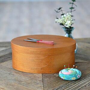 シェーカーボックス シェーカー ソーイングボックス 木製 アクシス 裁縫箱 ナチュラル 大人向け かわいい おしゃれ 北欧 フタ付き シンプル 裁縫セット 収納 ツール 文具 アクセサリー 2段