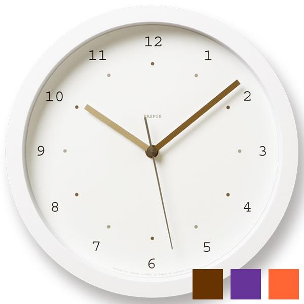 掛け時計【Lemnos レムノス】Lilian リリアン Lサイズ PC06-28L 掛け時計 置き時計 壁掛け 壁掛け時計 掛時計 時計 おしゃれ かわいい 人気 デザイン インテリア 北欧 クロック 楽天 249092
