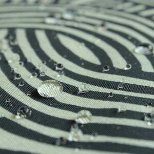 風呂敷大判100cmアクアドロップふろしき結ライトカーキポリエステル撥水加工12柄日本製商品イメージ画像