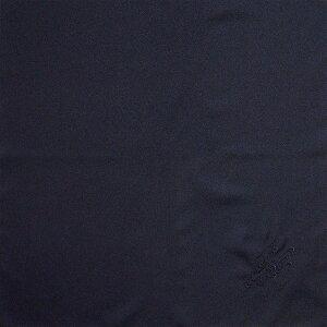 風呂敷70cmオリジナル流水柄刺繍入りポリエステルふろしきブラック日本製商品画像