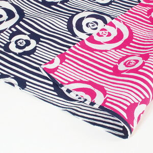 伊砂文様両面染綿シャンタンふろしき8柄2色日本製イメージ画像