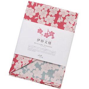 伊砂文様両面染綿シャンタンふろしき8柄2色日本製パッケージ画像