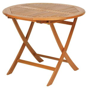 ラウンドテーブル90cm T-2(ガーデンテーブル オルネドシエスタ)【代金引換不可】【車上渡し】