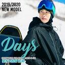 スノーボードウェア メンズ スキーウェア 上下セット2019-2020 新作 SECRET GARDEN/DAYS スノボウェア スキー対応 ボ…