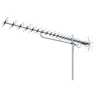 MASPRO / maspro home ultra high-performance UHF antenna 30 elements (ch.13-34) LS306TMH (successor to LS30TMH)