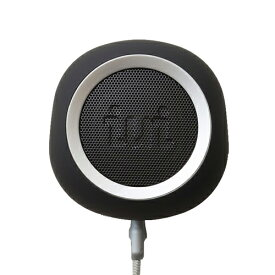 【ポイント10倍】[SB]iui audio ウーファー搭載ポータブルスピーカー BeYo(ビーヨ) ブラック×シルバー TR-4265/BKSV