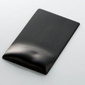 """[ポイント10倍][ELECOM]「形状」と「素材」で体圧分散性能を最大限に発揮する疲労軽減マウスパッド""""FITTIO""""(Highタイプ):MP-116BKMP116BK"""