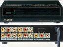 [ポイント10倍][MASPRO/マスプロ]AV分配器・映像・音声分配器 VSP4