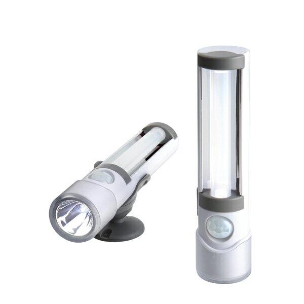 [ポイント10倍][ASL-030][ラッキーシール対応][RITEX][便利な1台3役:センサーライト・懐中電灯・卓上ライト]明るいLED球省エネ長寿命!LEDセンサーライト ASL030[あす楽対応]