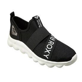ROXY[ロキシー] スニーカー 靴 20SP【ON THE MOVE 2:BLK】[RFT201309] レディス レディース 女性用ボリュームソール スリッポン スポーツ ジム フィットネス