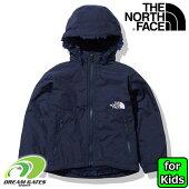 子供用THENORTHFACE【COMPACTNOMADJACKET:NN(TNFネイビー2)】NPJ72036ノースフェイス