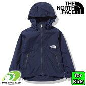 子供用THENORTHFACE【COMPACTJACKET:NY(TNFネイビー)】NPJ21810ノースフェイス