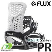 FLUXフラックス【19/20・PR:BLK/WHT】スノーボードスノボビンディングバインディングメンズユニセックス
