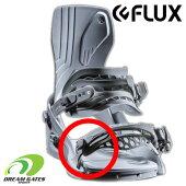 即出荷OK!!純正パーツFLUX[フラックス]【FTM調整ベルト】FTMBELT(toe)(画像:SP906と同等品になります)つま先側のベルトになります。