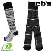 [日本製]eb's[エビス]ソックス【VERYWARM】寒がりさんにオススメ!!スキースノボスノーボード靴下保温性重視モデルのベリーウォーム