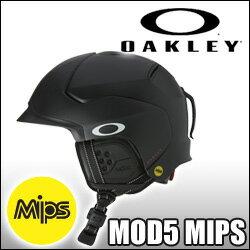 ヘルメット・OAKLEY[オークリー]【MOD5 MIPS】ブラック 最先端の脳保護テクノロジー搭載「モッドファイブミップス」