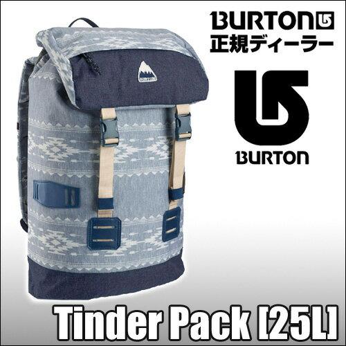 [送料無料・SALE!!] Burton[バートン]【TINDER PACK】【FAMISH STRIPE】バックパック[アウトレットセール][送料無料]
