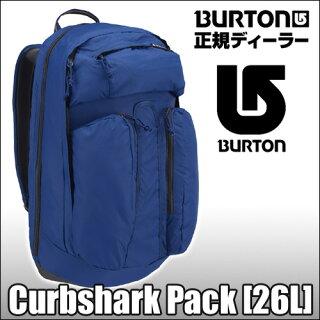 [送料無料・SALE!!]Burton[バートン]【CURBSHARKPACK】【TRUEBLUEHONEYCOMB】