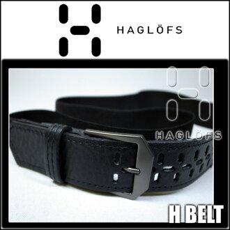 [30%OFF]신축 벨트 HAGLOFS(호그로후스) 레더와 신축 나일론의 하이브리드!!