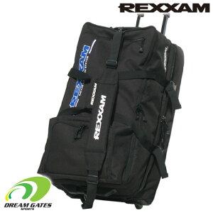 REXXAM【ROLLER LUGGAGE】ローラーラゲッジ 大型バッグ トラベルバッグ レグザム レクザム スキー 日本のスキーブーツブランド「REXXAM」YYBS-006-007