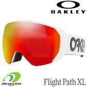 OAKLEY【20/21・FlightPathXL:FactoryPilotWhite/PrizmTorchIridium】[71102800]