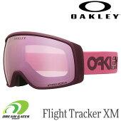 OAKLEY【20/21・FlightTrackerXM:FactoryPilotGrenacheRubineRed/PrizmHiPinkIridium】[71052200]
