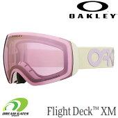 OAKLEY【20/21・FlightDeckXM:FactoryPilotGreyLavender/PrizmHiPinkIridium】[70649100]