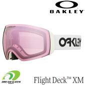 OAKLEY【20/21・FlightDeckXM:FactoryPilotWhite/PrizmHiPinkIridium】[70649300]